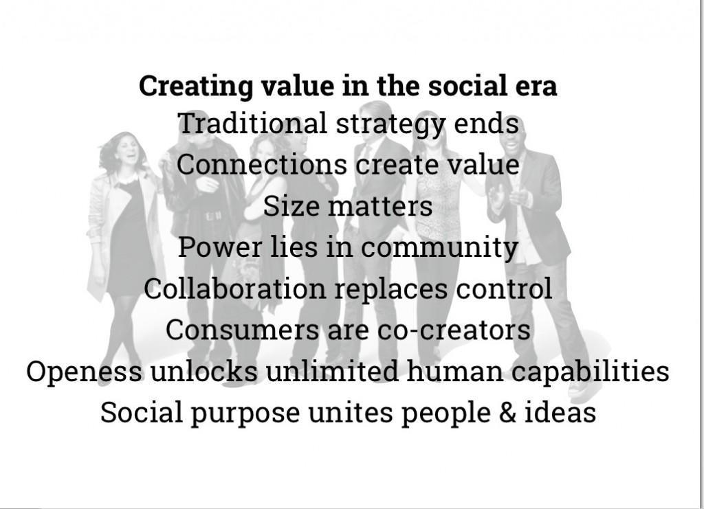 6-Creating value